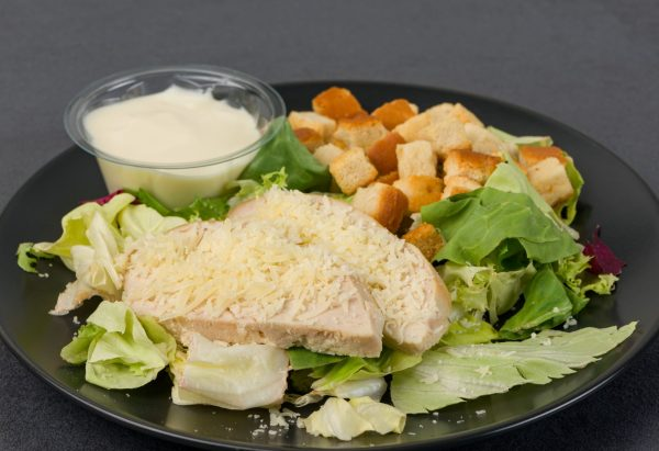 Cēzara salāti ar vistu