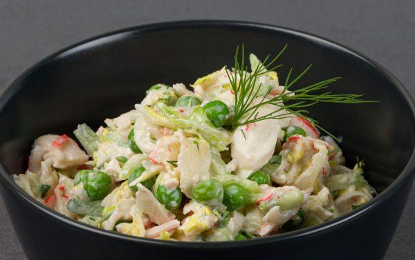 Krabju salāti